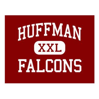 Huffman - Falcons - Middle School - Huffman Texas Postcards
