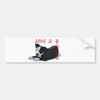 Hug-A-Bull Bumper Stickers