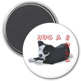 Hug-A-Bull Magnet