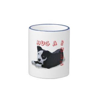 Hug-A-Bull Ringer Coffee Mug
