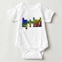 Hug-a-Bunch Baby Baby Bodysuit