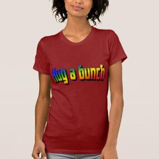 Hug a Bunch Dark T-Shirt