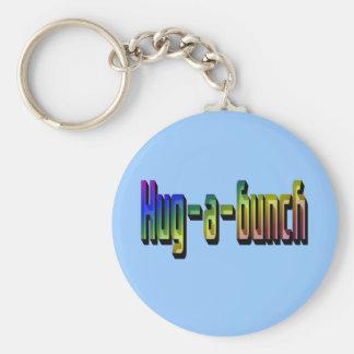 Hug-a-Bunch Keychain