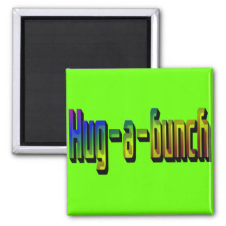 Hug-a-Bunch Magnet