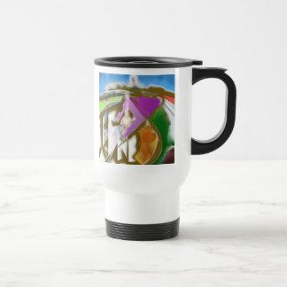 Hug a Fuzzy World Coffee Mugs