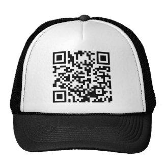 Hug A Geek QR Code Mesh Hats