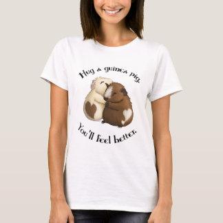 Hug A Guinea Pig T-Shirt