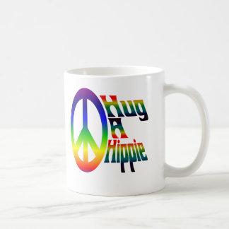 hug a hippie mug