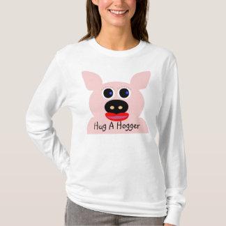 Hug A Hogger T-Shirt