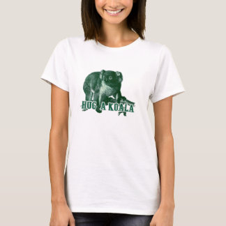 Hug a Koala T Shirt Women