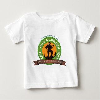 Hug A Logger T-shirt