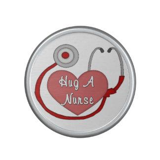 Hug A Nurse Bluetooth Speaker