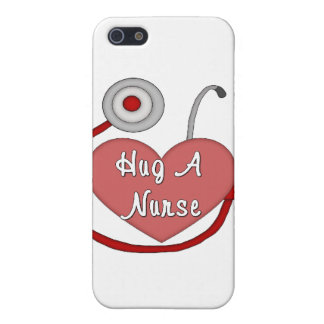 Hug A Nurse Cover For iPhone SE/5/5s