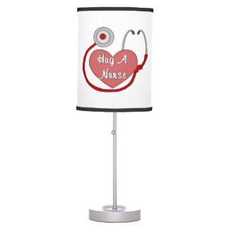 Hug A Nurse Desk Lamp