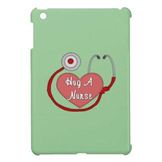 Hug A Nurse iPad Mini Cover