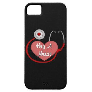 Hug A Nurse iPhone SE/5/5s Case