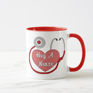 Hug A Nurse! Mug
