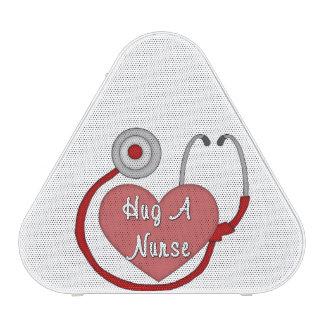 Hug A Nurse Speaker