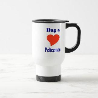Hug a Policeman Mug