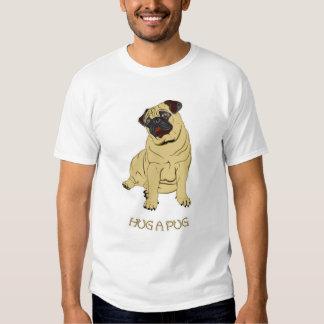 Hug A Pug Shirts