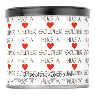 Hug a Soldier Hot Chocolate Drink Mix