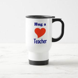 Hug a Teacher Mug