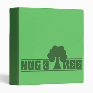 Hug A Tree Binder Vinyl Binders