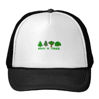 Hug a Tree Trucker Hat