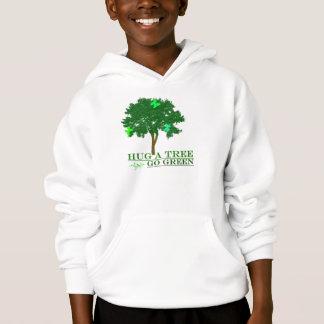 Hug a Tree Hoodie