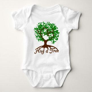 Hug a Tree Infant Baby Bodysuit