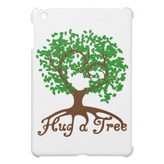 Hug a Tree iPad Case