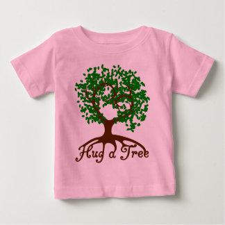 Hug a Tree Toddler T-Shirt