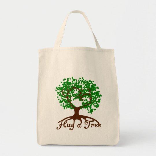 Hug a Tree Tote