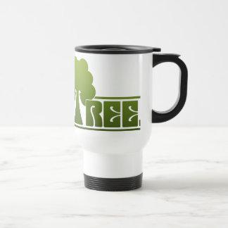 Hug a Tree Travel Mug