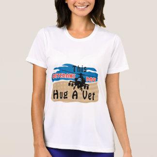 Hug A Vet T Shirt