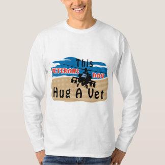 Hug A Vet T-Shirt