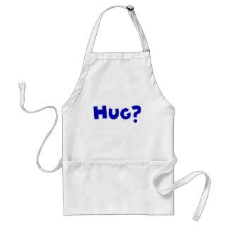 Hug? Adult Apron
