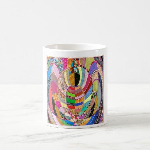 HUG   -  an artistic presentation Mug