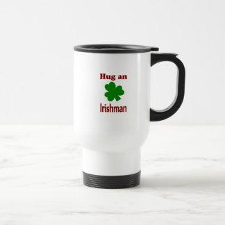 Hug an Irishman Mug