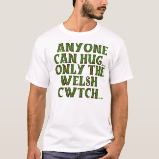 Hug & Cwtch T-Shirt
