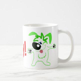 Hug Day! Classic White Coffee Mug