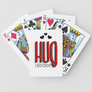 Hug Dealer Bicycle Playing Cards