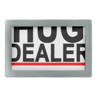 hug dealer Women's T-Shirts.png Belt Buckle