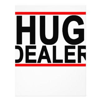 hug dealer Women's T-Shirts.png Letterhead