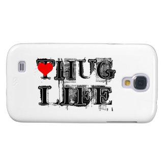 Hug Life Grunge Style Galaxy S4 Cover