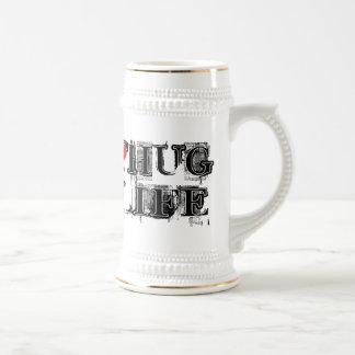 Hug Life Grunge Style Coffee Mug