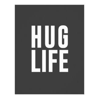 Hug Life Letterhead
