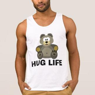 HUG LIFE, Mens Tank Top