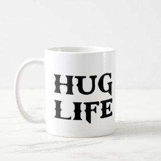 Hug Life Thug Life Coffee Mug