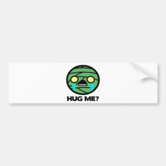 Hug Me? Bumper Sticker
